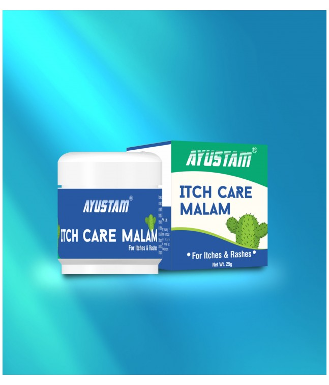 Itch Care Cream