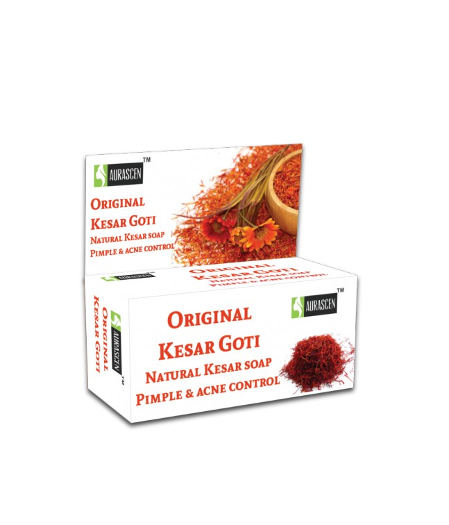 Original Kesar Goti ( Anti-acne Properties)