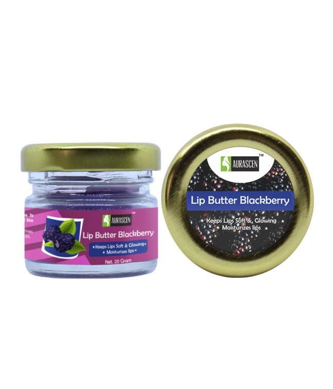 Lip Butter Blackberry Flavor