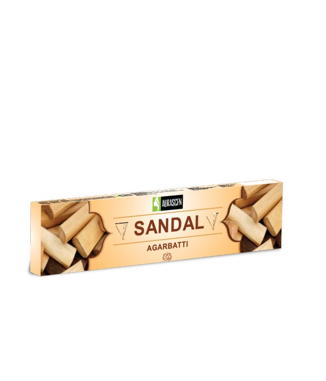 Sandal Agarbatti ( Incense Stick) 25 Sticks