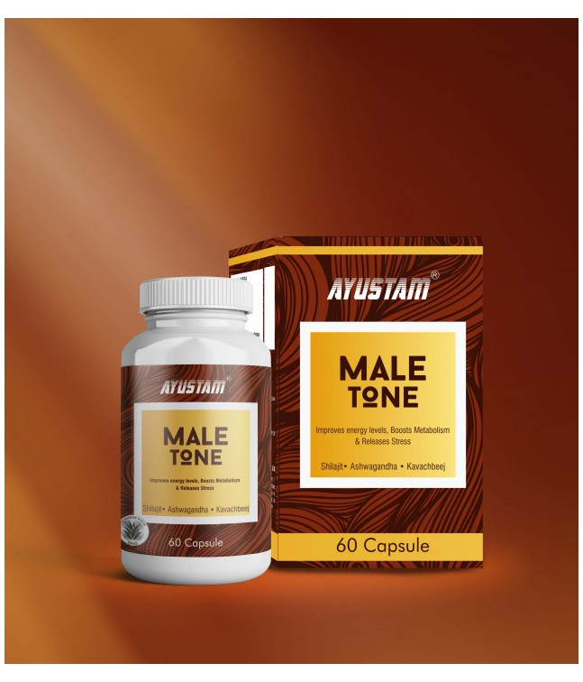 Male Tone (multi Vitamin Herbal Supplement)