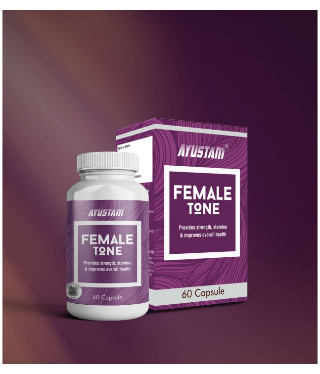 Female Tone (multi Vitamin Herbal Supplement)