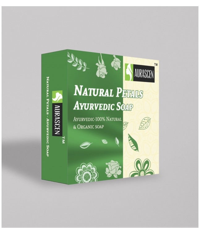 Natural Petals Ayurvedic Soap