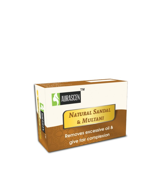 Natural Sandal & Multani Soap