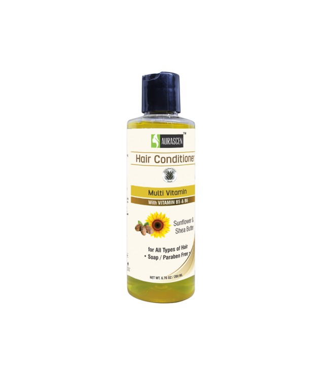 Multi Vitamin Hair Conditioner For All Types (with Sunflower & Shea Butter) (vitamin B5 & B6)