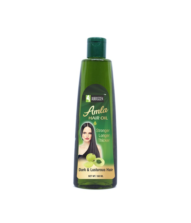 Amla Hair Oil (with Brahmi, Jasud & Mehndi )