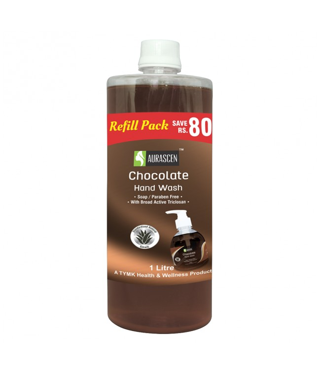 Hand Wash Refill- Chocolate Pearly