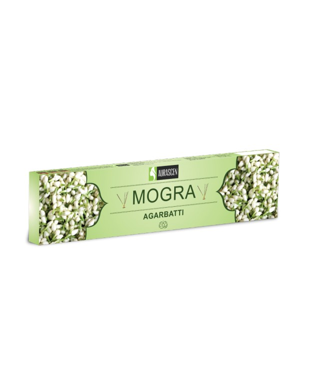 Mogra Agarbatti ( Incense Stick) 25 Sticks
