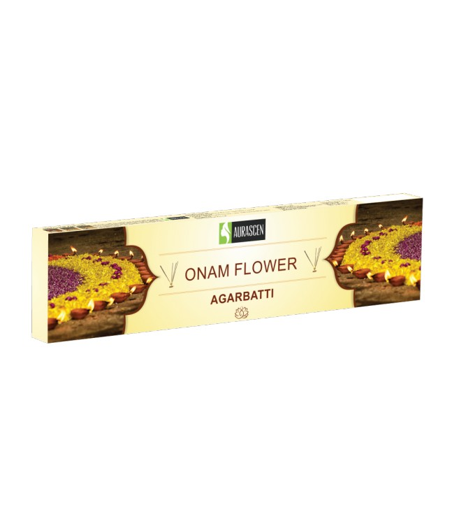 Onam Flower Agarbatti ( Incense Stick) 25 Sticks