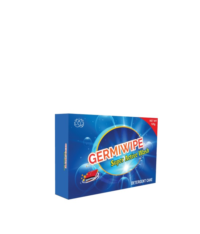 Detergent Cake-super Active Wash 125 gm